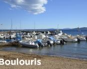 La plage de Boulouris - crédit photo portsdesaintraphael.com