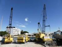 Tarifs manutentions: mise à l'eau / mise à terre